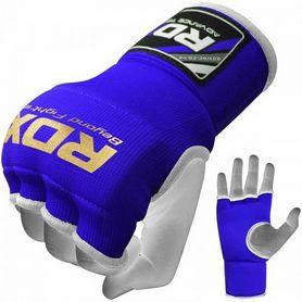 Фото 1 к товару Бинт-перчатка RDX Inner Gel Blue