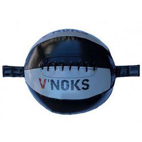 Груша боксерская на растяжке v`noks с резиновым жгутом - Фото №2