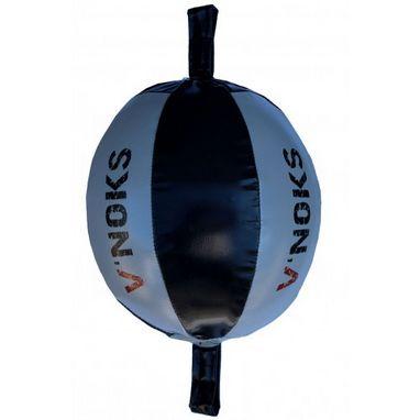 Груша боксерская на растяжке v`noks с резиновым жгутом
