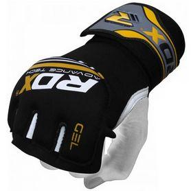 Бинт-перчатка RDX Neopren Gel Yellow (2 шт)