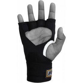 Фото 2 к товару Бинт-перчатка RDX Neopren Gel Yellow