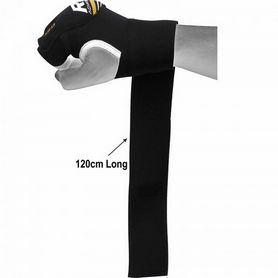 Фото 4 к товару Бинт-перчатка RDX Neopren Gel Yellow