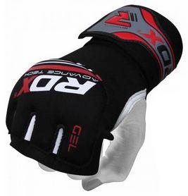 Бинт-перчатка RDX Neopren Gel Red (2 шт)