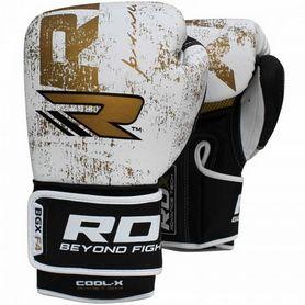 Фото 2 к товару Перчатки боксерские RDX Ultra Gold