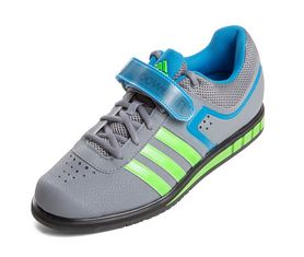 Фото 4 к товару Штангетки Adidas Powerlift II Weightlifting серые
