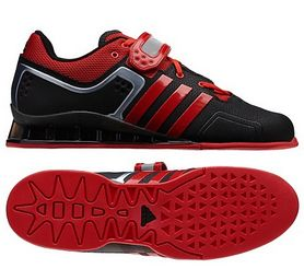 Штангетки Adidas AdiPower Weightlifting черные