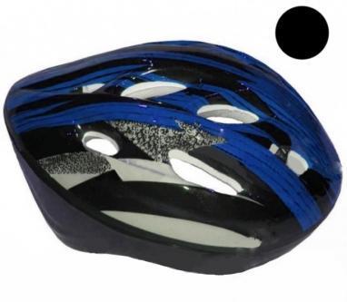 Велошлем SK-104 черный
