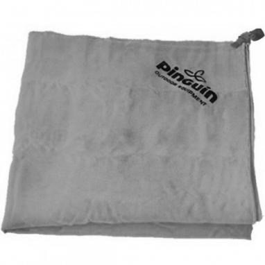 Полотенце Pinguin Towels S 40 x 80 см серое