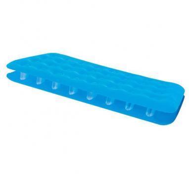 Матрас надувной односпальный Bestway 67387 (185х76х22 см) голубой