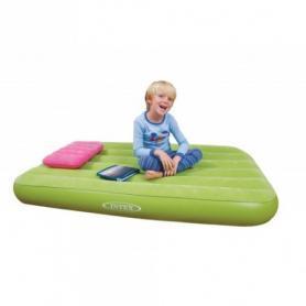 Матрас надувной детский Intex 66801 (157х88х18 см) зеленый