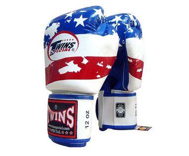 Перчатки боксерские Twins Fancy FBGV-44US
