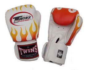 Перчатки боксерские Twins Fancy FBGV-7