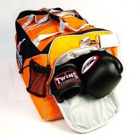Фото 2 к товару Сумка спортивная Twins BAG-2 оранжевая