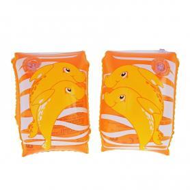Нарукавники для плавания Дельфин Bestway (3-6) 32042 (23х15 см) желтые 32042-Y