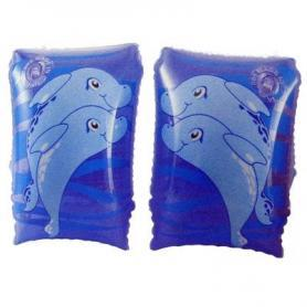 Нарукавники для плавания Дельфин Bestway (3-6) 32042 (23х15 см) синие 32042-B
