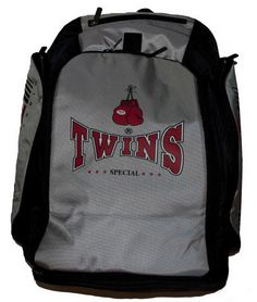 Рюкзак спортивный Twins серый BAG-5