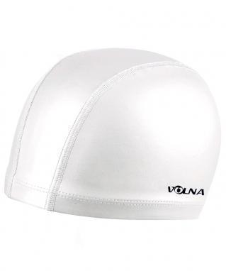 Шапочка для плавания Volna Perun белая