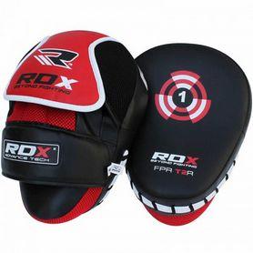 Лапы боксерские RDX Multi red (2 шт)