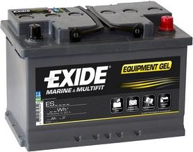 Аккумулятор гелевый Exide Equipment Gel ES900 80 A/h