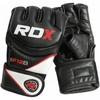 Перчатки ММА RDX Rex Leather Black - фото 3