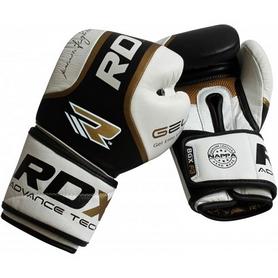 Фото 2 к товару Перчатки боксерские RDX Elite Gold