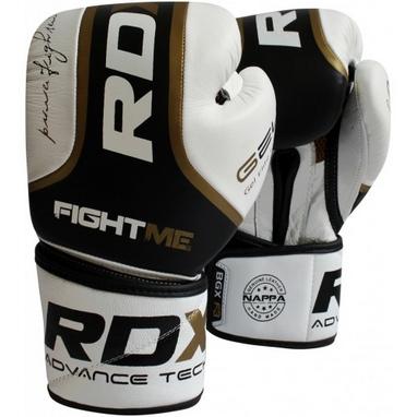 Перчатки боксерские RDX Elite Gold