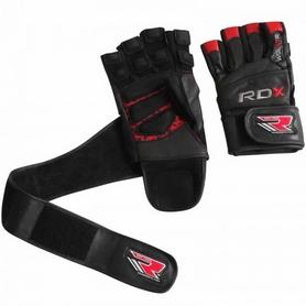 Фото 4 к товару Перчатки для зала RDX Membran Pro