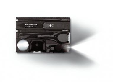 Набор Victorinox SwissCard Lite черный