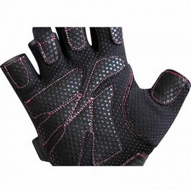 Фото 4 к товару Перчатки для фитнеса женские RDX Ladies Lifting Gloves Pink