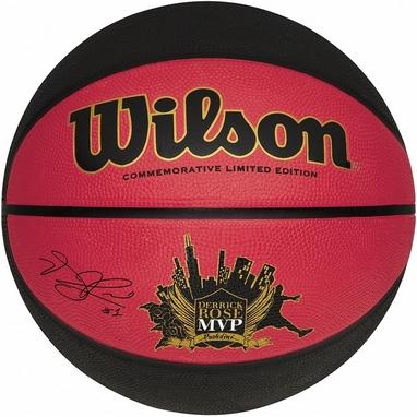 Мяч баскетбольный Wilson Derrick Rose MVP BSK SS15