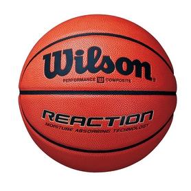 Фото 1 к товару Мяч баскетбольный Wilson Reaction SZ5 Basktball SS15