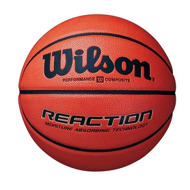 Мяч баскетбольный Wilson Reaction SZ7 Basktball SS15