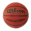 Мяч баскетбольный Wilson Solution Fiba SZ6 BBALL SS17 - фото 1