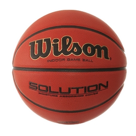 Мяч баскетбольный Wilson Solution Fiba SZ7 Bball SS14 №7