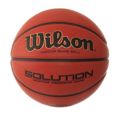 Мяч баскетбольный Wilson Solution Fiba SZ5 Bball SS14