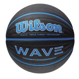 Мяч баскетбольный Wilson Wave Phenom BSKT BL SS15 №7