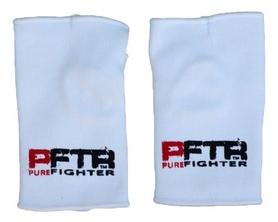 Фото 2 к товару Бинт-перчатка RDX White (2 шт)