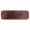 Пояс для тяжелой атлетики RDX 20407 Brown - фото 4