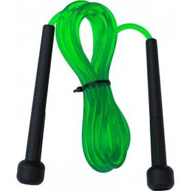 Скакалка нейлоновая RDX Slim Gel 11608 Green