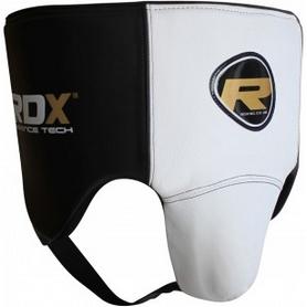 Фото 2 к товару Защита паха профессиональная RDX Leather 10710
