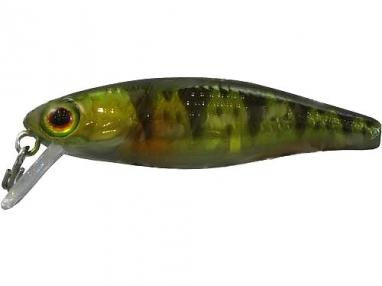 Воблер Jackall Tiny Fry 50SP - Ghost G Perch