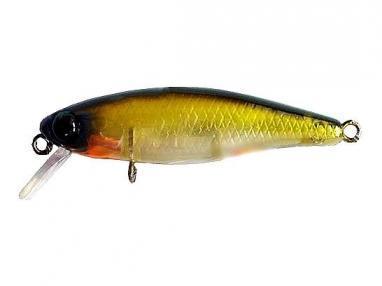 Воблер Jackall Tiny Fry 38SP - Green Squash