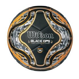 Мяч футбольный Wilson Black OPS SZ5 SS15