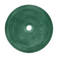 Диск обрезиненный 7,5 кг, диаметр - 52 мм - уцененный*