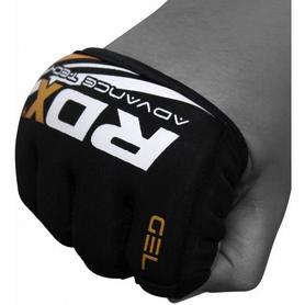 Бинт-перчатка RDX Neoprene Gel Yellow (2 шт)