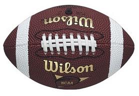 Распродажа*! Мини-мячик для американского футбола Wilson Micro Football SS18 (F1637)