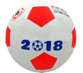 Мяч футбольный резиновый World Cup 2018 CV306N