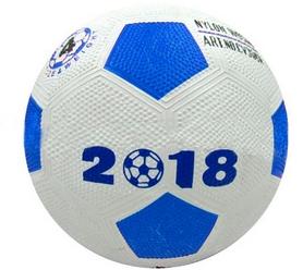 Фото 3 к товару Мяч футбольный резиновый World Cup 2018 CV306N