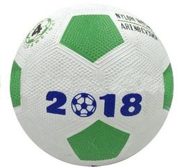 Фото 4 к товару Мяч футбольный резиновый World Cup 2018 CV306N