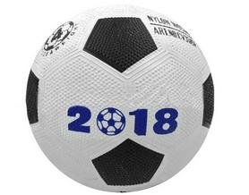 Фото 5 к товару Мяч футбольный резиновый World Cup 2018 CV306N
